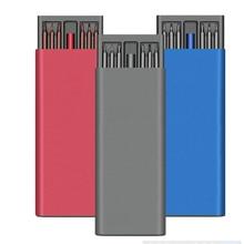 25 en 1 professionnel précision Mini Portable magnétique tournevis ensemble poche bricolage main pour ordinateur Portable Mobile