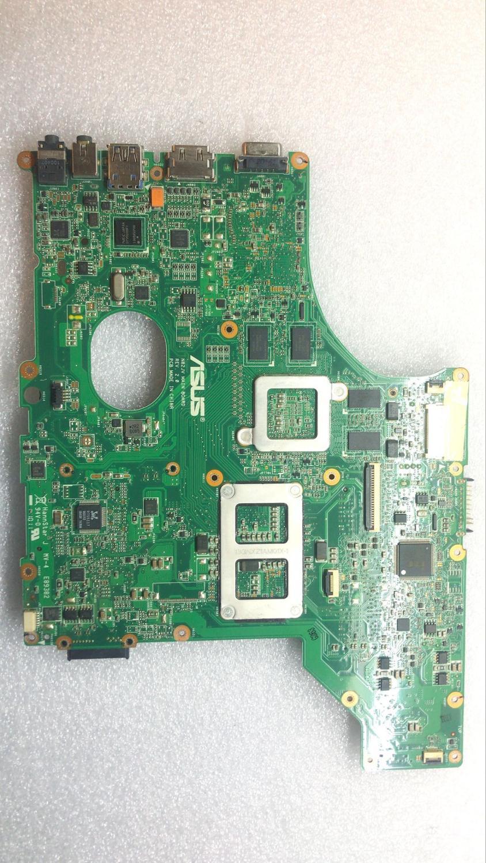N82JV Main Board For ASUS N82J N82JV N82JA N82J Motherboard REV2.0 HM55 GT335M