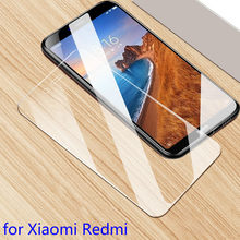 9H Tempered Glass For Xiaomi Redmi 7A 6A 5A K20 S2 Screen Protector For Redmi Note 7 6 Pro redmi 5 Plus Phone Protective Film(China)