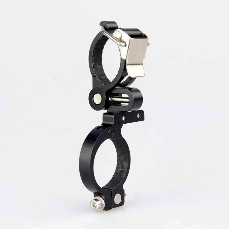 Universal Bike Handle Bar Holder Mounting For Flashlight  Torch Bla mrgb