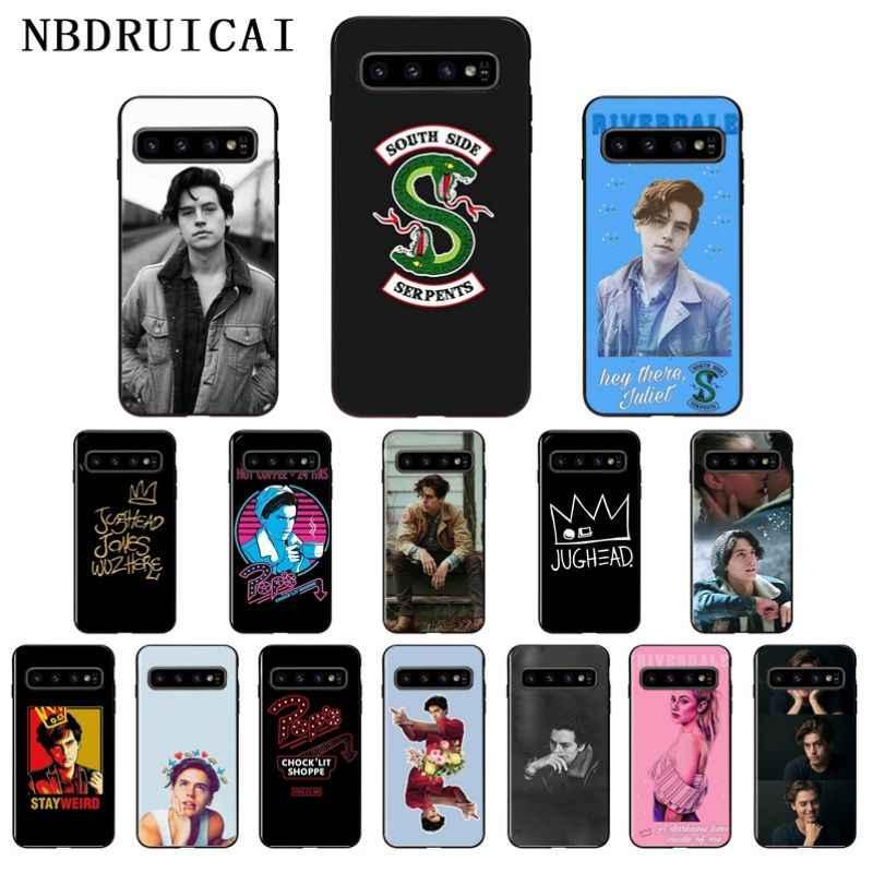 אמריקאי טלוויזיה, ריברדייל סדרה, קול ספראוס טלפון Case כיסוי עבור סמסונג S9 בתוספת S5 S6 קצה בתוספת S7 קצה S8 בתוספת S10 E S10 בתוספת