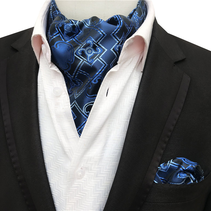 Wedding Butterfly Self Bow Tie Pocket Square Handkerchief BowTie Set 100/%Silk Jacquard Woven Men bow tie A503