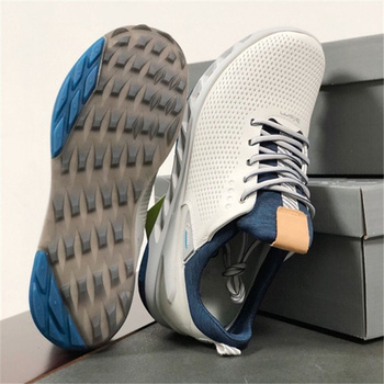 Mens Golf Shoes Professional Golf Sneakers White Men Anti Slip Walking Sneakers High Quality Sport Golfing Sneakers Male