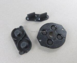 Image 3 - 60 zestawów/partia gumowe przyciski przewodzące A B d pad dla Game Boy klasyczny GB silikonowy Start wybierz klawiaturę