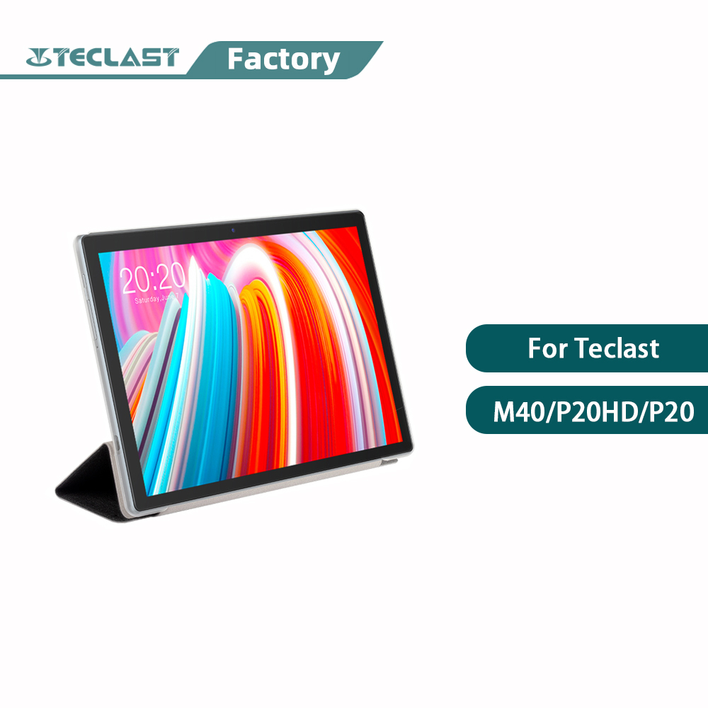 Teclast-funda protectora Original para tabletas, protector de 10,1 pulgadas para Tablet Teclast M40 P20HD P20
