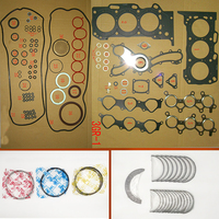 3GR 3GRFE Engine Full gasket set kit connecting rod crankshaft bearing piston ring for Lexus GS IS 300 GS300 IS300 2995cc 3.0L