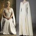 Movie Game Dress Cosplay Costume Thrones Long Dress Women and Girls Halloween Carnival Custom Made