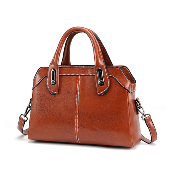 Moda Retro mujer Tote bolsas de lujo bolsos de las mujeres bolsos de diseñador bolso de cuero bolsas de mensajero de hombro Sac 2020 C1383