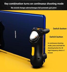 Image 5 - Controlador de disparo PUBG para tableta Ipad, capacitancia L1R1, botón de disparo