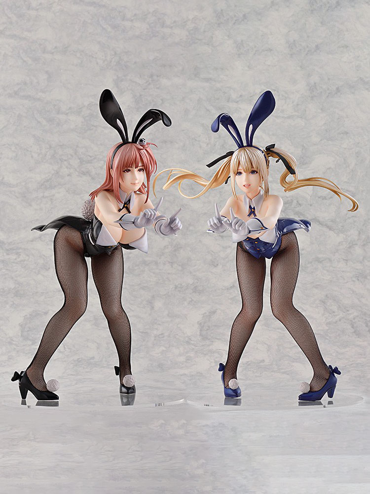 Anime DEAD OR ALIVE Xtreme 3 Figure <font><b>Sexy</b></font> Bunny <font><b>Girls</b></font> PVC Action Figures <font><b>Sexy</b></font> <font><b>Girls</b></font> Collection Model Toys Doll Gift image