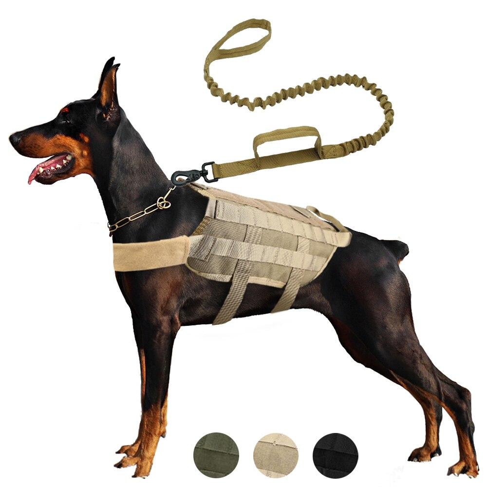 K9 Dog Harness Service Nylon