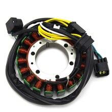 Катушка генератора зажигания статора мотоцикла для suzuki dr650