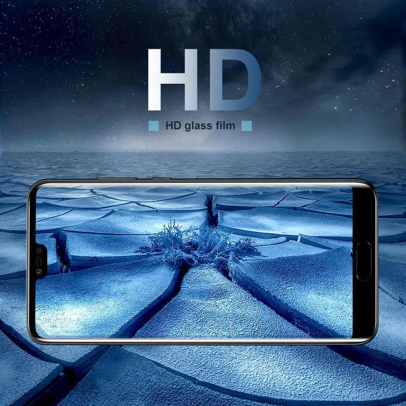 30D كامل زجاج واقي لهواوي honor 8 9 10 20 لايت الزجاج المقسى على honor الرؤية 10 20 V8 V9 v10 V20 واقي للشاشة فيلم