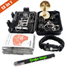 13 in 1 Outdoor Emergency Survival kit Tactical SOS, EDC with Flashlight Compass Knife Laser pointer 1