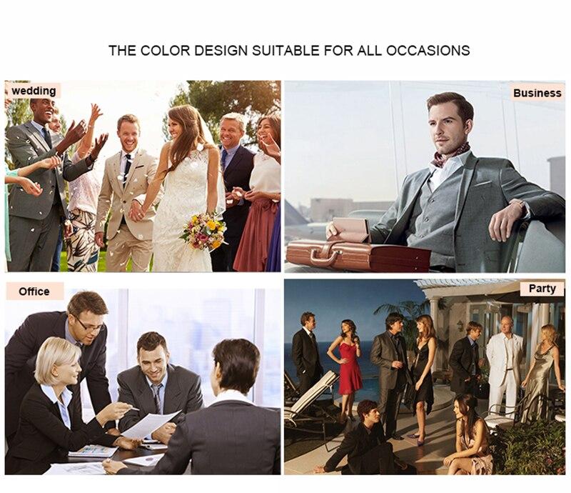Tailor Made Bourgondië Fluwelen Wijn Rode Mannen Suits Slim Fit Formele Bruidegom Prom Jurk Blazer 3 Stuk Tuxedo Jacket + broek + Vest Terno - 4