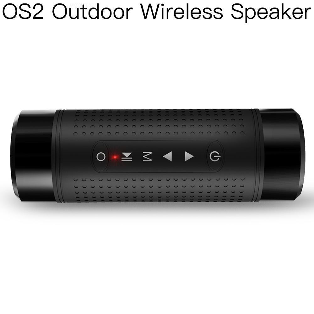 JAKCOM OS2 открытый беспроводной динамик новый продукт как Беспроводное зарядное устройство Внешний аккумулятор мобильный телефон зарядные ус...