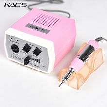 KADS 30000RPM czarny nail art wiertarka sprzęt do paznokci narzędzia do Manicure Pedicure akryle szary elektryczny Nail Art wiertarka Pen zestaw urządzeń