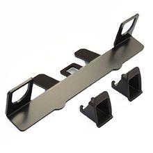 Universal Car Child Safety Seat Belt Steel Bracket Mount Base for ISOFIX Latch