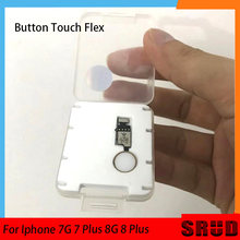 Универсальная Кнопка home flex для iphone 7 8 plus 7p p 7g 8g