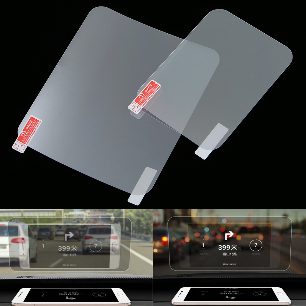 Head Up Display Protective Reflective Screen Consumption Overspeed Display Car HUD Reflective Film  Auto Accessories Car Styling|Head-up Display|   - AliExpress