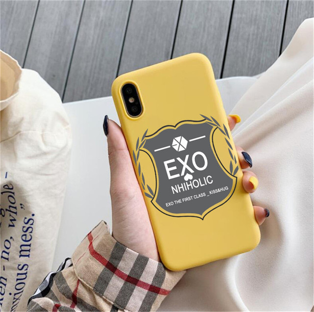 EXO THEMED IPHONE CASE (27 VARIAN)