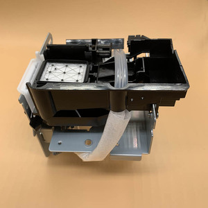 Image 5 - 용제 펌프 캡핑 어셈블리 Mutoh VJ 1604E VJ 1614 VJ 1204 VJ 1304 VJ1624 프린터 DX5 캡핑 펌프 스테이션