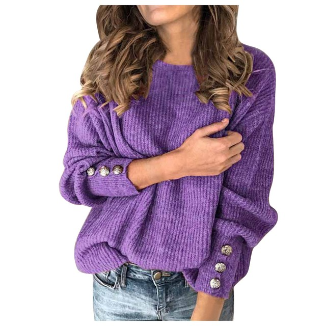 Fashion Autumn Winter Warm Solid Color High Collar Pullovers Knitted Sweater Women Wool Knitwear Clothing Plus Size S-5XL 4