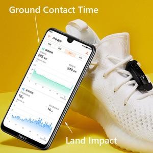 Image 2 - Oryginalny Huawei Honor Band 4 wersja do biegania inteligentna opaska na nadgarstek klamra do butów wpływ na ziemię profesjonalna porada snu Snap