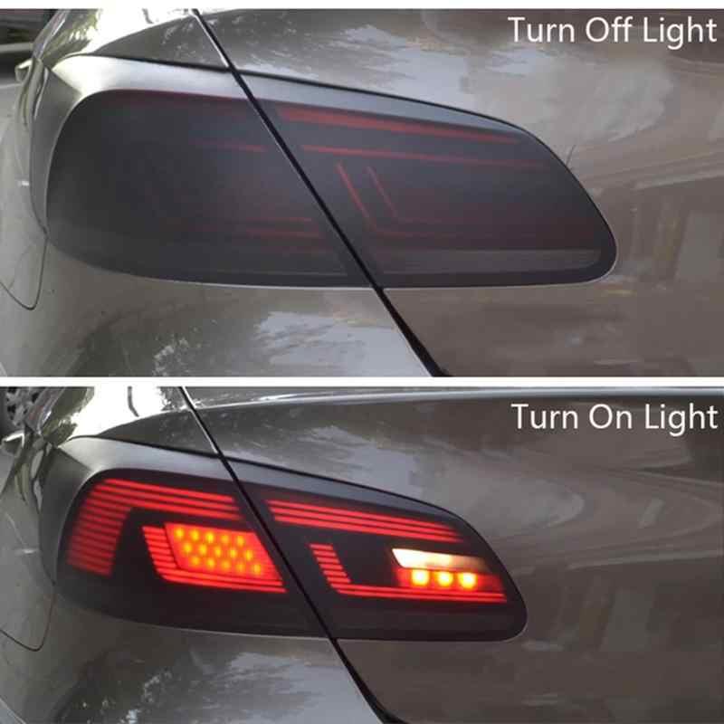 Filme de vinil matiz folha de adesivo preto fosco à prova dsolvent água solvente-resistente para farol do carro lâmpada traseira luzes traseiras vidro