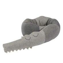 Детские мягкие бортики для кровати вокруг подушки детская колыбель защита для новорожденных коврик мультфильм животных Детская кровать аксессуары YBD009