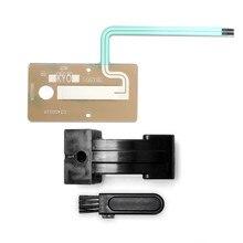 Atuador do sensor de folha para roland tambor hi hat pedal borracha parte circuito td4 9 11 15 17 para roland FD 8 TD 1 hi hat pedal borracha