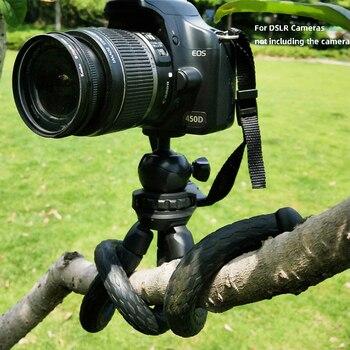 Support De Trépied Pour Smartphone | Mini Trépieds Flexibles De Pieuvre Supports Pour IPhone Huawei Samsung Xiaomi Gopro Hero SJCAM DJI OSMO Caméras D'action