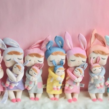 Metoo Plush Toys Stuffed Dolls Angela Dreaming Girl With Box
