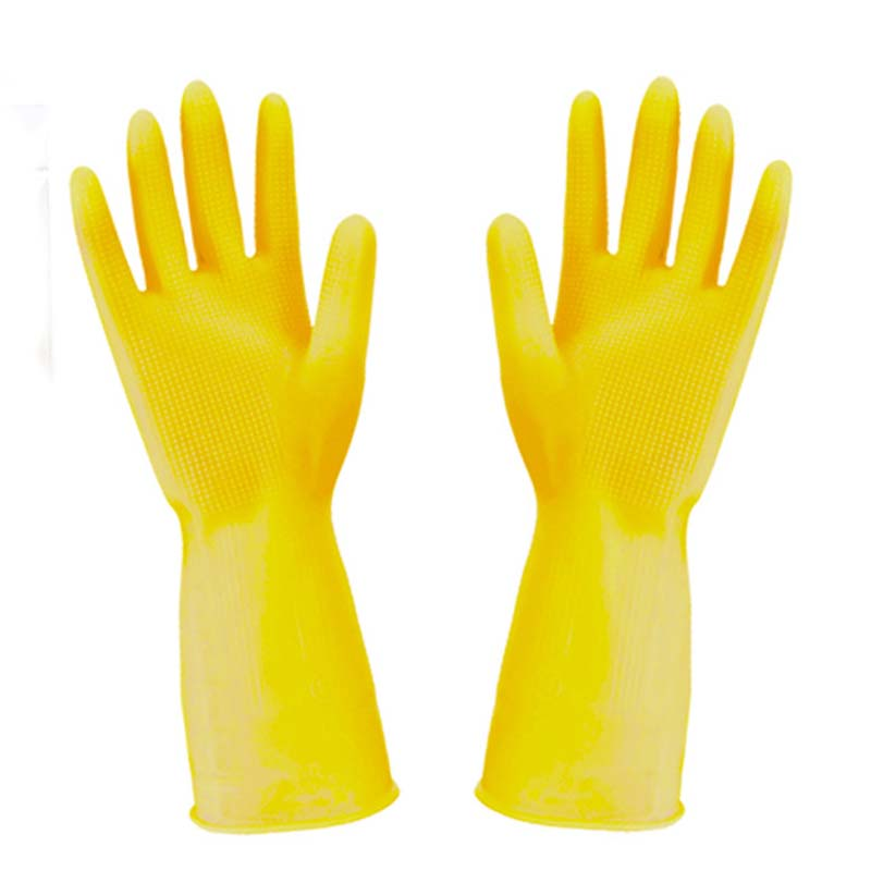 Smooth Gloves Puncture-resistant Rubber Gloves Wear-resistant Gloves