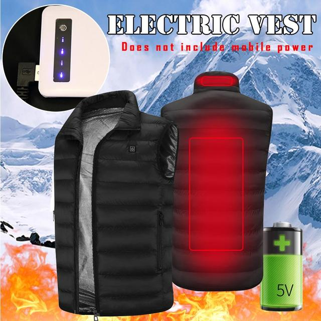 Electric Heated Vest 6