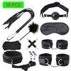 10pcs Black Sex Kits
