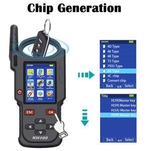 Image 2 - Originale Lonsdor KH100 Maker Remoto Chiave Programmatore Generare Circuito Integrato/Simulare Circuito Integrato/Identificare Copia/Frequenza A Distanza/Accesso tasto di controllo