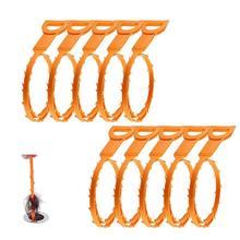 Топ!-слив змея 10 пакет для удаления стока волос инструмент для чистки 20 дюймов для раковины, трубка для чистки слива