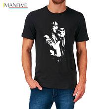 AXL ROSE T SHIRT GUNS N ROSES ROCK MUSIC Quality Shirts Men Printing Short Sleeve O Neck Tshirt New Fashion