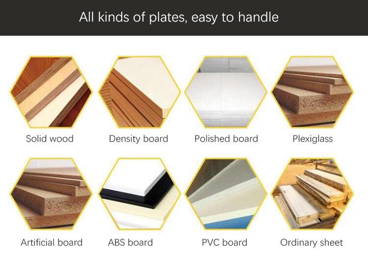 Máquinas p/ painéis à base de madeira