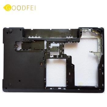 For Lenovo ThinkPad E530 E535 E530C E545 Bottom Base D Cover Lower Case Bracket Hinge 04W4110 04W4111 AM0NV000700 AP0NV000L00 new original for lenovo thinkpad e14 laptop bottom base d cover lower case black housing ap1d3000500 5cb0s95328