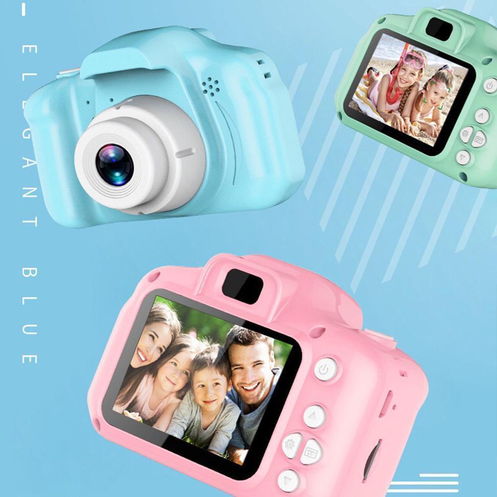 Children's Camera Waterproof Screen Camera Video Toy Million Cute 8 Pixel Kids Photography Outdoor Cartoon Camera Kids R4T8