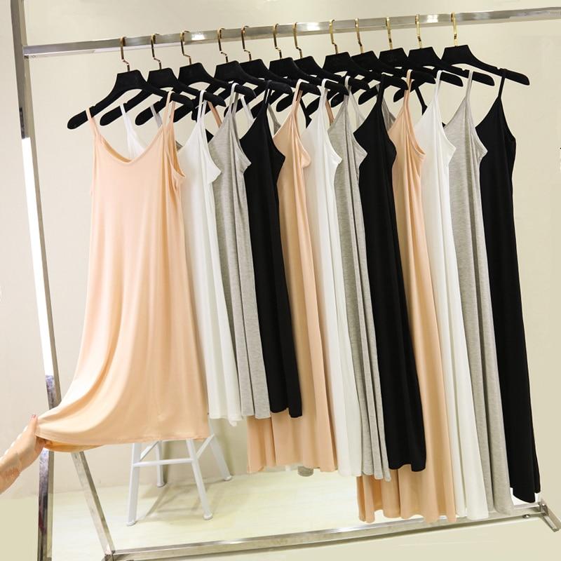 Весна-лето 2020, женское платье на бретелях, повседневное, модальное, сексуальное, топик, эластичное, женское, домашнее, Пляжное Платье, v-образ...