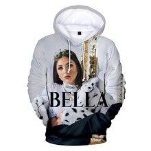 Eva rainha 3d hoody streetwear hip hop engraçado 2021 hoodies unisex casual 3d com capuz moletom oversize 3d impressão completa jovens