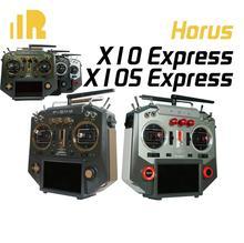 Lémetteur FrSky Horus X10 X10S Express dispose de 24 canaux avec un débit en bauds plus rapide et une latence inférieure pour le Drone de course RC FPV
