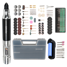 New Mini engraving adjustable micro-electric drill Rechargeable lithium carving pen mini electric polished carved