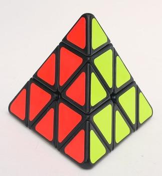 DianSheng Jinzita 3x3x3 triangle Magic Cube Speed Puzzle Educational cubo magico  Toys for Boys Collection Neo Cube yongjun diamond symbol 3x3x3 magic cube yj 3x3 professional neo speed puzzle antistress fidget educational toys for children
