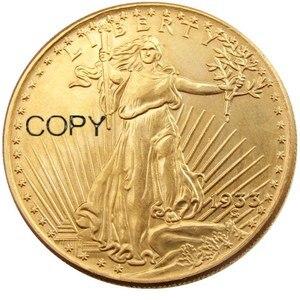 Морган доллар 1882cc позолоченная копия монеты