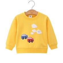 Kids Baby Boys Girl Sweatshirt Outfit