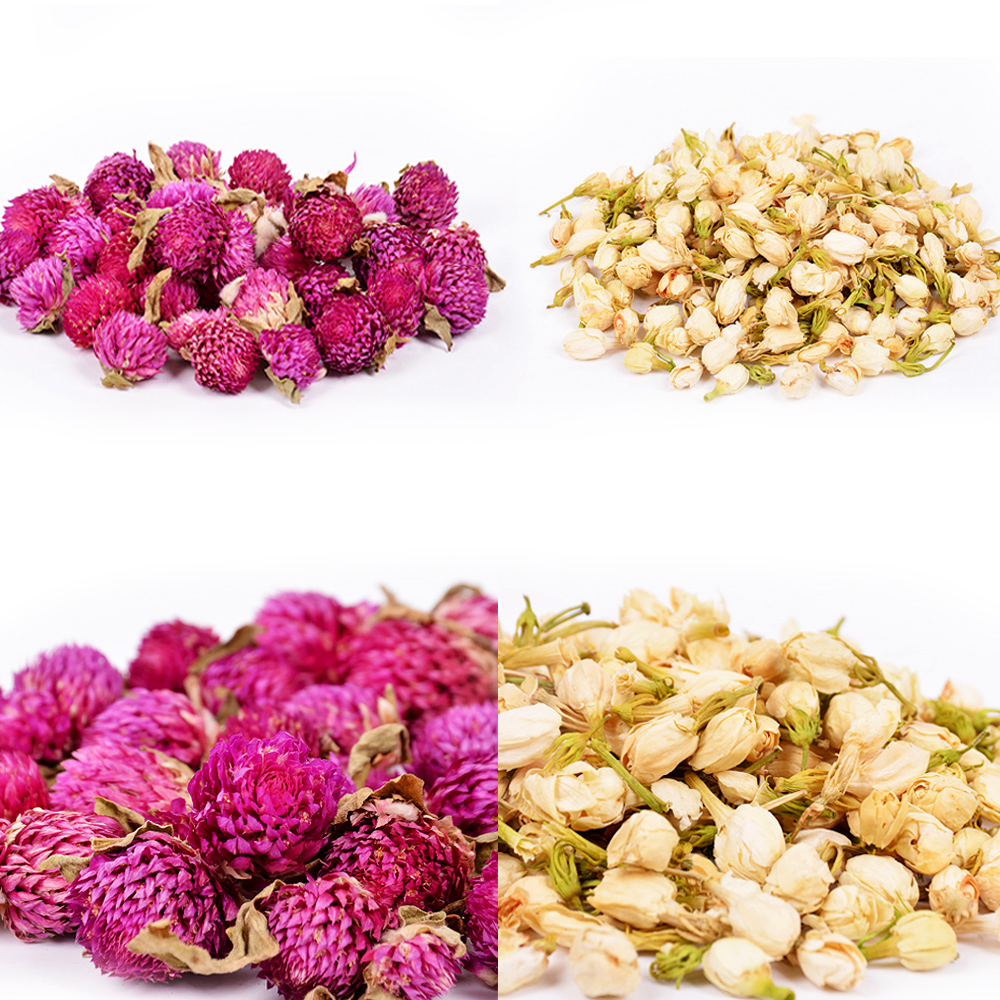 20g flores secas naturais de jasmine, buds de frutas vermelhas, saquinho de enchimento de flores secas, aromaterapia, guarda-roupa, dessecante, ar refrescante